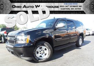 2009 Chevrolet Suburban LT 4x4 Leather 3rd Row Cln Carfax We Finance   Canton, Ohio   Ohio Auto Warehouse LLC in  Ohio