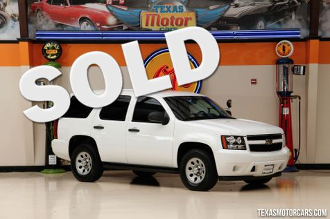 2009 Chevrolet Tahoe Special Service Vehicle in Addison