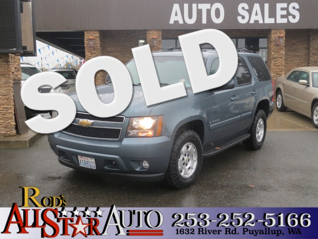 2009 Chevrolet Tahoe LT 4WD The CARFAX Buy Back Guarantee that comes with this vehicle means that