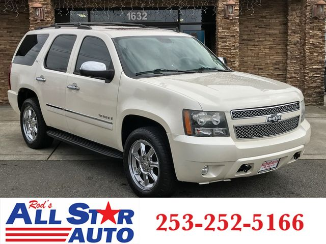 2009 Chevrolet Tahoe LTZ 4WD The CARFAX Buy Back Guarantee that comes with this vehicle means that