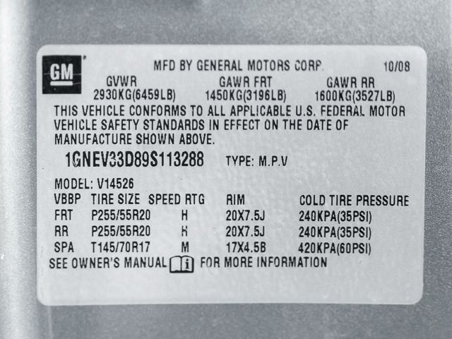 2009 Chevrolet Traverse LTZ Burbank, CA 27