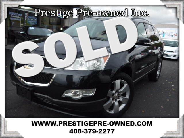 2009 Chevrolet Traverse LT w1LT 2009 CHEVROLET TRAVERSE LT w 1LT AWD---WITH LEATHER VERY LOW