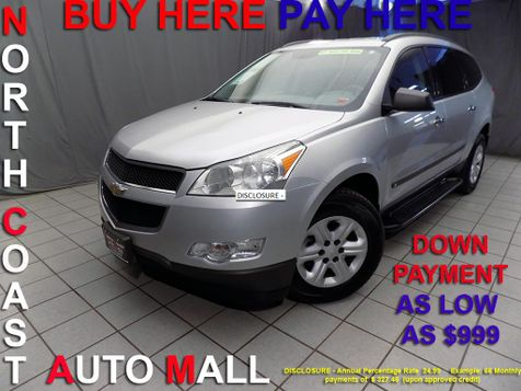 2009 Chevrolet Traverse LS As low as $999 DOWN in Cleveland, Ohio