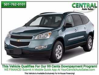 2009 Chevrolet Traverse LT w/2LT | Hot Springs, AR | Central Auto Sales in Hot Springs AR