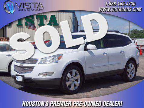 2009 Chevrolet Traverse LTZ in Houston, Texas