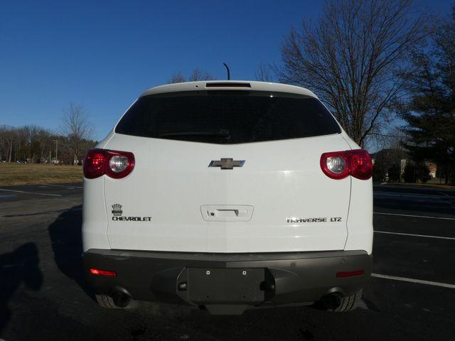2009 Chevrolet Traverse LTZ Leesburg, Virginia 6