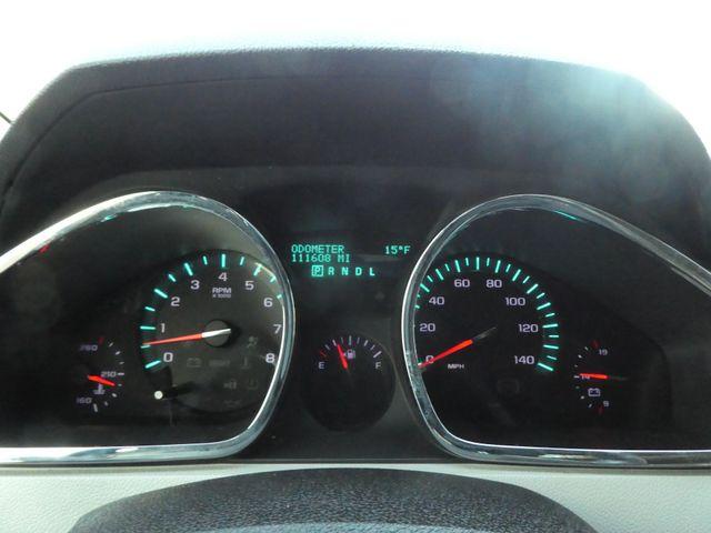 2009 Chevrolet Traverse LTZ Leesburg, Virginia 22