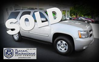 2009 Chevy Tahoe LT Sport Utility Chico, CA
