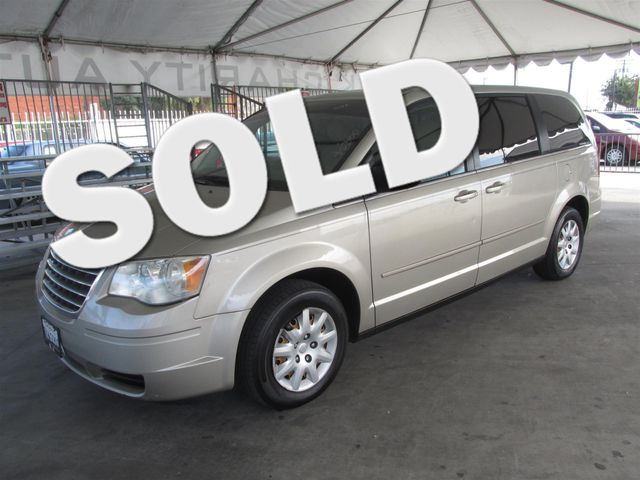 2009 Chrysler Town  Country LX This particular Vehicle comes with 3rd Row Seat Please call or e-