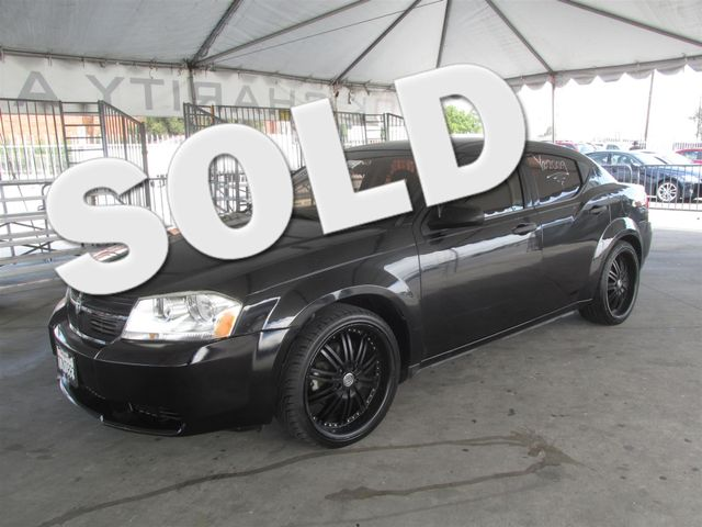 2009 Dodge Avenger SXT Please call or e-mail to check availability All of our vehicles are avai