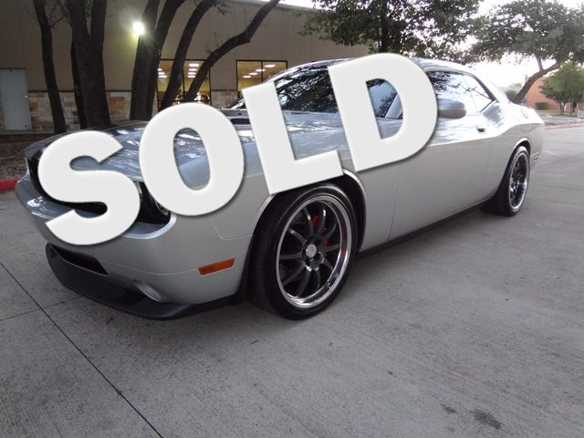 2009 Dodge Challenger SRT8 Austin , Texas 0