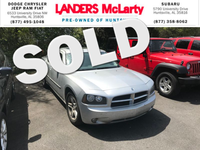 2009 Dodge Charger SXT   Huntsville, Alabama   Landers Mclarty DCJ & Subaru in Huntsville Alabama
