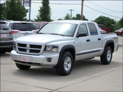 2009 Dodge Dakota Crew TRX 4WD in Des Moines, IA
