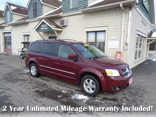2009 Dodge Grand Caravan SXT  city NY  Barrys Auto Center  in Brockport, NY