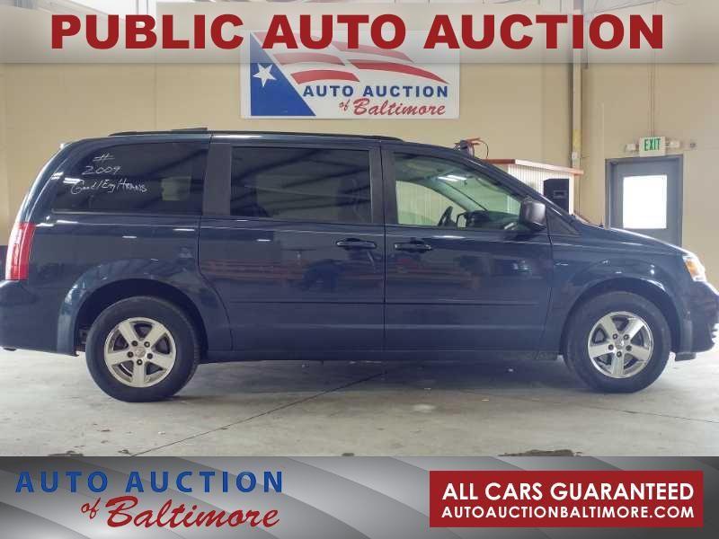 2009 Dodge Grand Caravan SE | JOPPA, MD | Auto Auction of Baltimore  in JOPPA MD