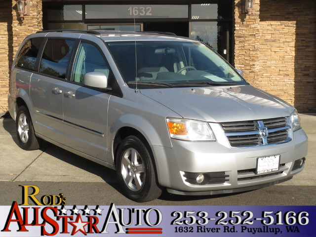 2009 Dodge Grand Caravan SXT Stow-n-go used Dodge Grand Caravan SXT The CARFAX Buy Back Guarantee