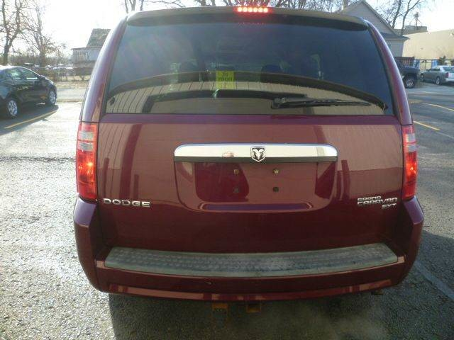 2009 Dodge Grand Caravan SXT Roscoe, Illinois 4