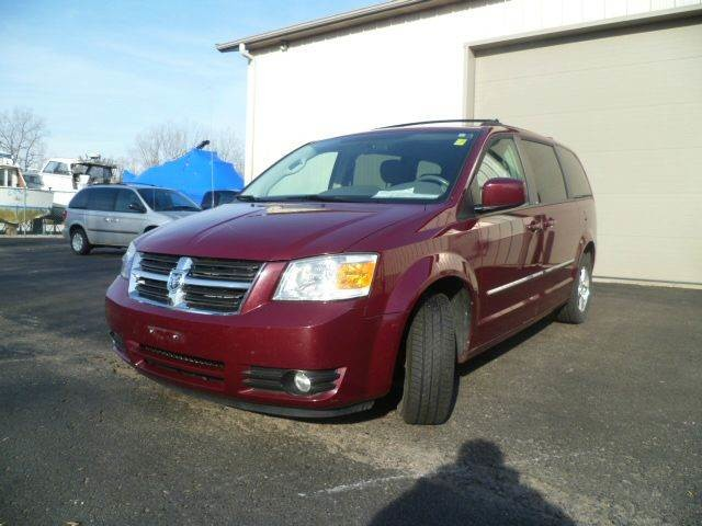 2009 Dodge Grand Caravan SXT Roscoe, Illinois 0