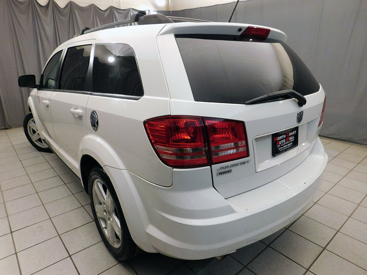 2009 dodge journey sxt as low as 999 down city ohio north coast auto mall of cleveland. Black Bedroom Furniture Sets. Home Design Ideas
