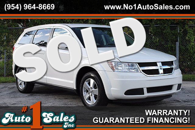 2009 Dodge Journey SXT  WARRANTY CARFAX CERIFIED AUTOCHECK CERTIFIED 11 SERVICE RECORDS FLO