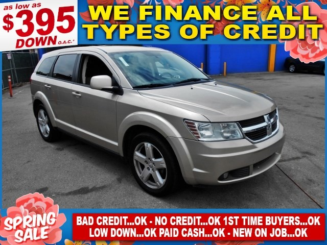 2009 Dodge Journey SXT Limited warranty included to assure your worry-free purchase AutoCheck rep