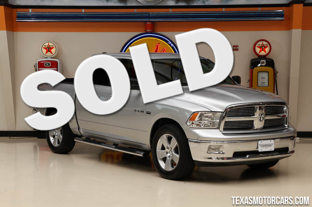 2009 Dodge Ram 1500 SLT This clean Carfax 2009 Dodge Ram 1500 SLT is in great shape with only 92