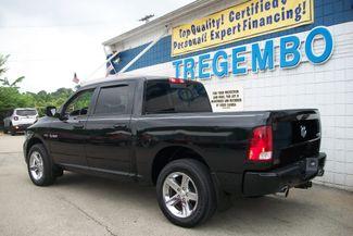 2009 Dodge Ram 1500 4x4 Sport Bentleyville, Pennsylvania 45