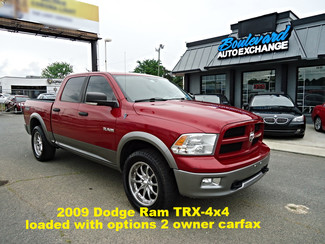 2009 Dodge Ram 1500 TRX4 Charlotte, North Carolina