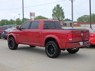 2009 Dodge Ram 1500 Sport Lifted/BlackMotoMetal20s/Flairs in Des Moines, IA