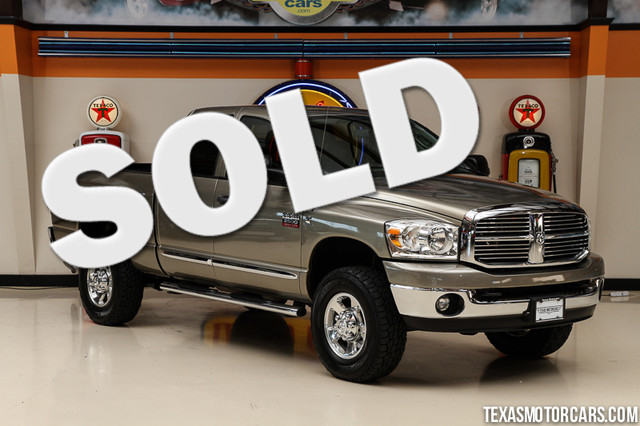 2009 Dodge Ram 2500 SLT 4x4 This Carfax 1-Owner 2009 Dodge Ram 2500 SLT 4x4 is in great shape with