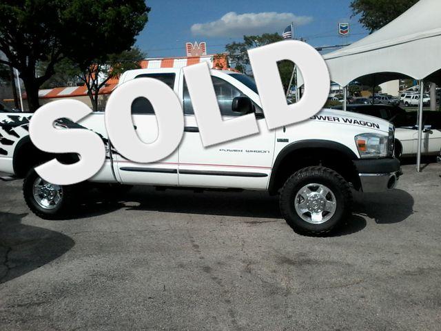 2009 Dodge Ram 2500 Power Wagon San Antonio, Texas 0