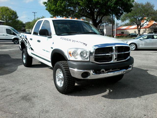 2009 Dodge Ram 2500 Power Wagon San Antonio, Texas 1