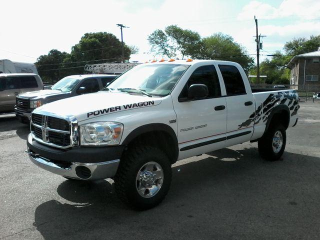 2009 Dodge Ram 2500 Power Wagon San Antonio, Texas 3