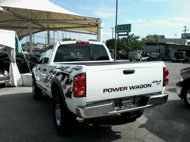 2009 Dodge Ram 2500 Power Wagon San Antonio, Texas 5