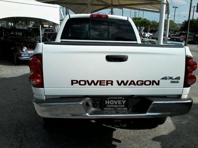 2009 Dodge Ram 2500 Power Wagon San Antonio, Texas 6