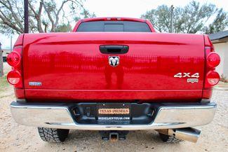 2009 Dodge Ram 2500 Laramie Quad Cab 4X4 6.7L Cummins Diesel Auto Loaded Sealy, Texas 17
