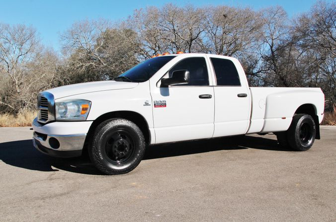 2009 Dodge Ram 3500 in Liberty Hill , TX