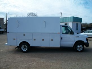 2009 Ford E450 KUV High Top Walk-In Utility Bed Waco, Texas 3