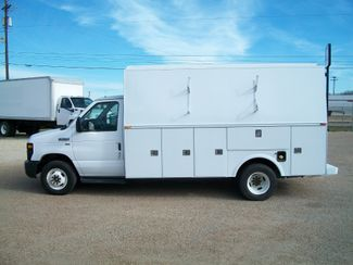 2009 Ford E450 KUV High Top Walk-In Utility Bed Waco, Texas 7