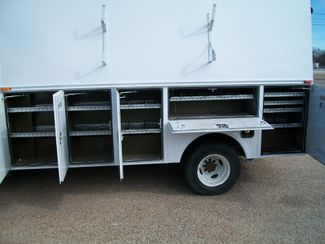 2009 Ford E450 KUV High Top Walk-In Utility Bed Waco, Texas 8