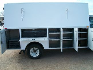 2009 Ford E450 KUV High Top Walk-In Utility Bed Waco, Texas 9