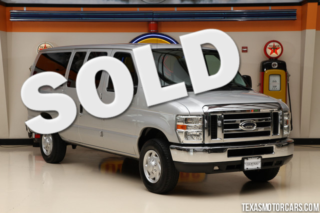 2009 Ford Econoline Wagon XLT Financing is available with rates as low as 29 wac Get pre-appr