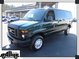 2009 Ford Econoline Wagon XLT 12 PASS 2WD Burlington, WA