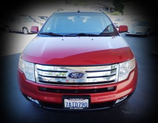 2009 Ford Edge Limited Chico, CA 5