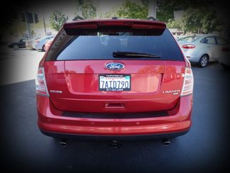 2009 Ford Edge Limited Chico, CA 6