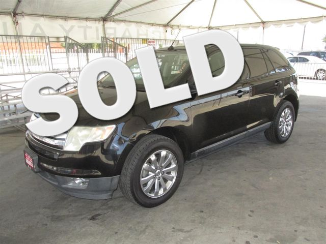 2009 Ford Edge SEL Please call or e-mail to check availability All of our vehicles are availabl