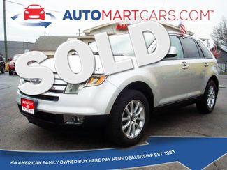 2009 Ford Edge SEL | Nashville, Tennessee | Auto Mart Used Cars Inc. in Nashville Tennessee