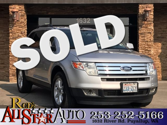 2009 Ford Edge SEL AWD The CARFAX Buy Back Guarantee that comes with this vehicle means that you c