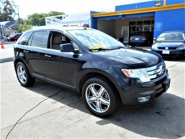 2009 Ford Edge Limited Limited warranty included to assure your worry-free purchase AutoCheck rep