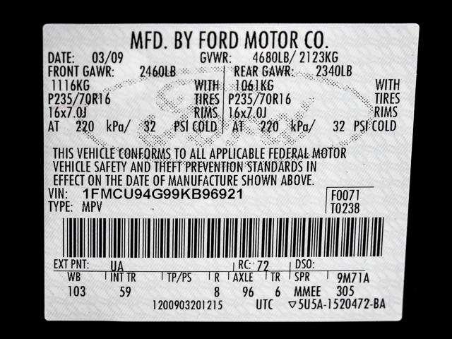 2009 Ford Escape Limited Burbank, CA 13